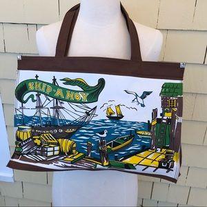Handbags - Vintage carry on/travel bag cruise new